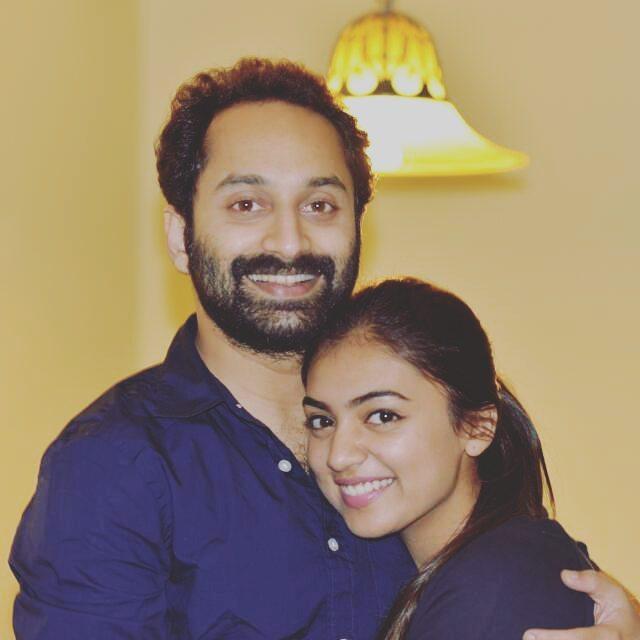 Nazriya Nazim Family pics